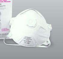 zetMask-PSA-Atem-Schutz-Maske, Einweg-Fein-Staub-Filter-Maske, FFP2, NR D, EN149:2001, VE: 120 Stück (12 x 10 St.)