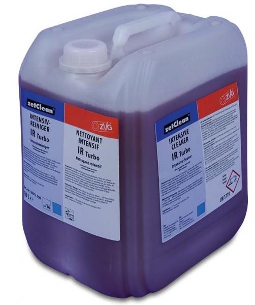 ZVG-zetClean-Reinigung-Desinfektion, Intensivreiniger, ZET-Turbo,Kraftreiniger, VE: 10-l-Kanister