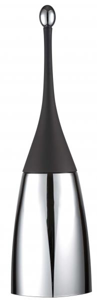 ZVG-zetMatic-Bürsten, WC-Garnitur - stehend, schwarz aus Kunststoff, VE: 4 Stück