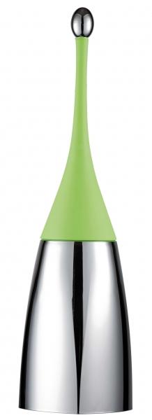ZVG-zetMatic-Bürsten, WC-Garnitur - stehend, grün  aus Kunststoff, VE: 4 Stück