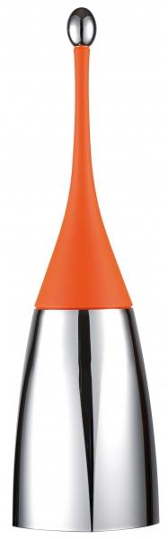 ZVG-zetMatic-Bürsten, WC-Garnitur - stehend, orange aus Kunststoff, VE: 4 Stück