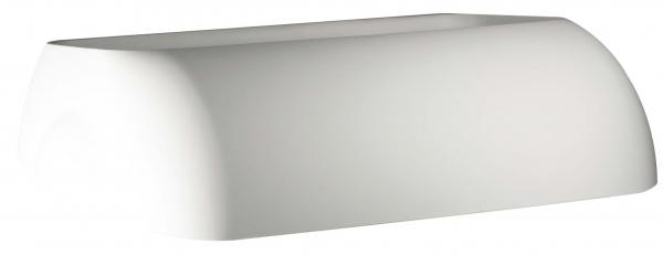 ZVG-zetPutz-Einwurfdeckel für Abfalleimer, weiss, aus Kunststoff, VE: 6 Stück