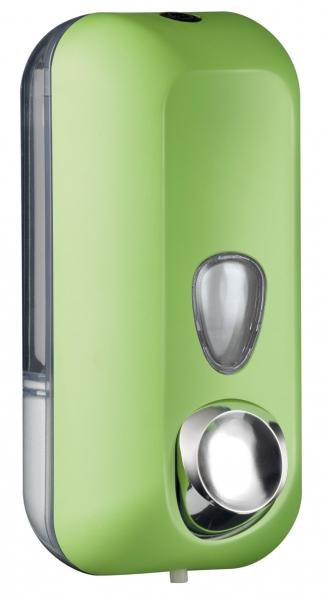 ZVG-zetClean-Zubehör, Seifenspender aus Kunststoff , grün, ca. 550 ml