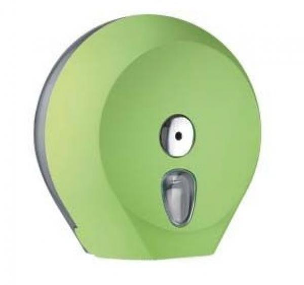 ZVG-zetPutz-Gigantrollen-Spender MAXI, grün aus Kunststoff, VE: 1 Stück