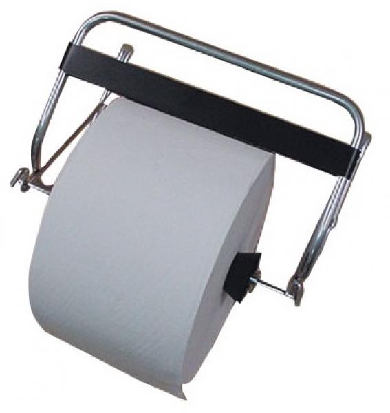 ZVG-zetPutz-Zubehör, Wandhalter aus Stahl, bis 34 cm Rollenbreite, VE: 1 Stück