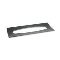 ZVG-zetPutz-Zubehör, Adapter für Falt-Handtuch-Spender, Metall, weiß, 1 Stück
