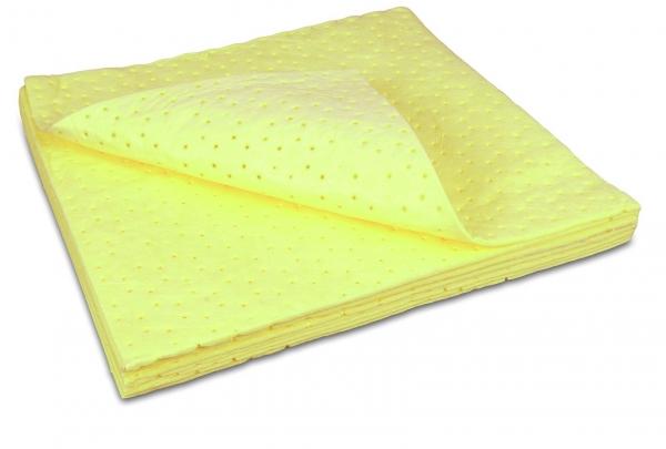 ZVG-zetPutz-Putz-Tücher / Putztuch-Rollen, zetSorb, universal, Tücher, gelb, VE: 100 Tücher (10x10)