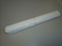 ZVG-zetMatic-Abfall-Säcke-Müll-Beutel, Müllbeutel, weiß, transparent, ca. 16 l, VE: 2.000 Stück (40x50)