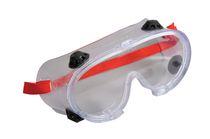 ZVG PSA-Augenschutz, Vollsicht-Schutz-Brille, mit Antibeschlagscheibe, VE: 200 Stück (einzeln in Folie verpackt)