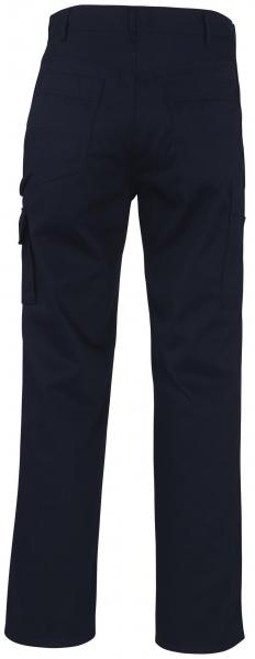 MASCOT-Workwear, Arbeits-Berufs-Bund-Hose, Grafton, 90 cm, 310 g/m², marine