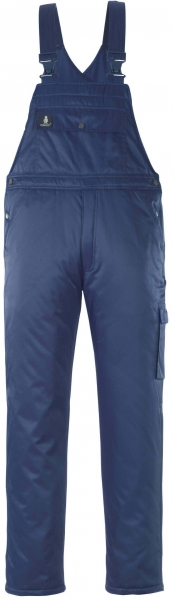 MASCOT-Workwear-Kälte-Schutz, Winter-Arbeits-Berufs-Latz-Hose, ANTARKTIS, MG240, marine