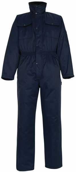 MASCOT-Workwear-Kälte-Schutz, Winter-Rallye-Kombi-Arbeits-Berufs-Overall, THULE, MG240, marine