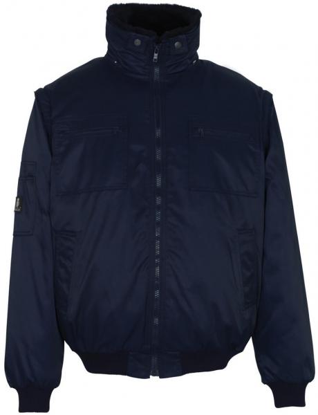 MASCOT-Workwear-Multifunktions-Winter-Arbeits-Berufs-Jacke, INNSBRUCK, MG240, marine