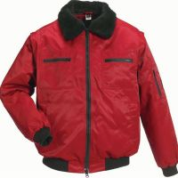 MASCOT-Workwear-Multifunktions-Winter-Arbeits-Berufs-Jacke, INNSBRUCK, MG240, rot