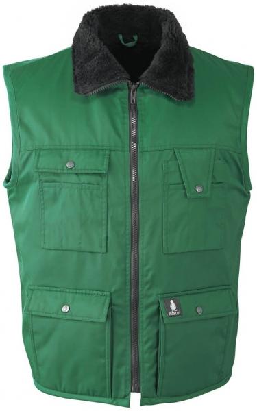 MASCOT-Workwear-Winter-Arbeits-Berufs-Weste, SÖLDEN, MG240, grün