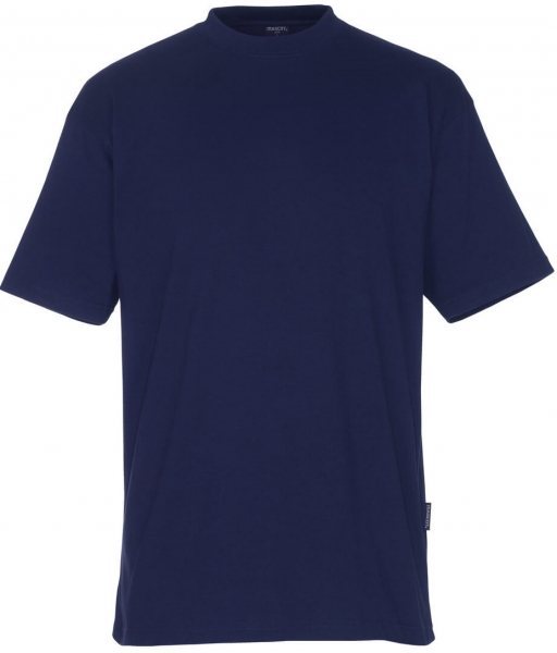 MASCOT-Workwear-T-Shirt, JAVA, BW195, marine