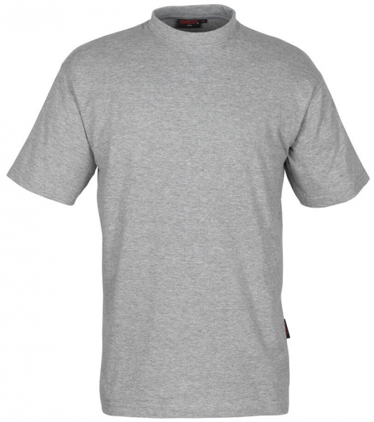 MASCOT-Workwear-T-Shirt, JAVA, MG195, grau-meliert