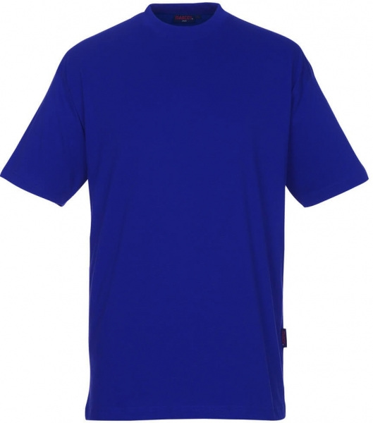 MASCOT-Workwear-T-Shirt, JAVA, BW195, kornblau