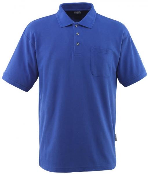 MASCOT-Workwear-Polo-Shirt, BORNEO, MG180, kornblau