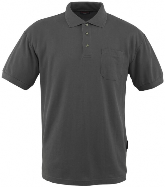 MASCOT-Workwear, Polo-Shirt, Borneo, 180 g/m², anthrazit