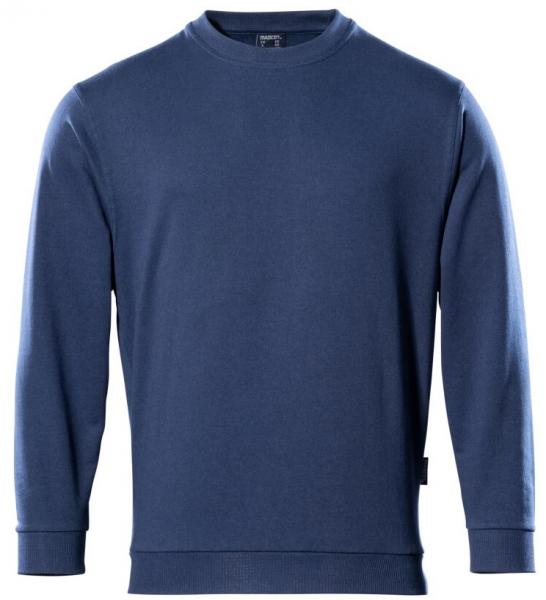 MASCOT-Sweatshirt, Caribien, 310 g/m², marine