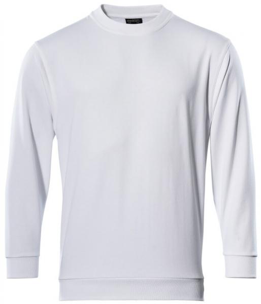 Mascot Trinidad Polo Sweatshirt 2XL 00785-280-06 wei/ß