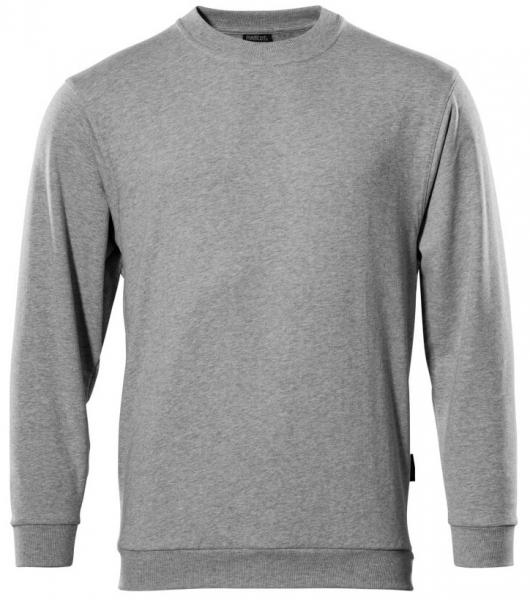 MASCOT-Workwear-Sweatshirt, CARIBIEN, MG310, grau-meliert