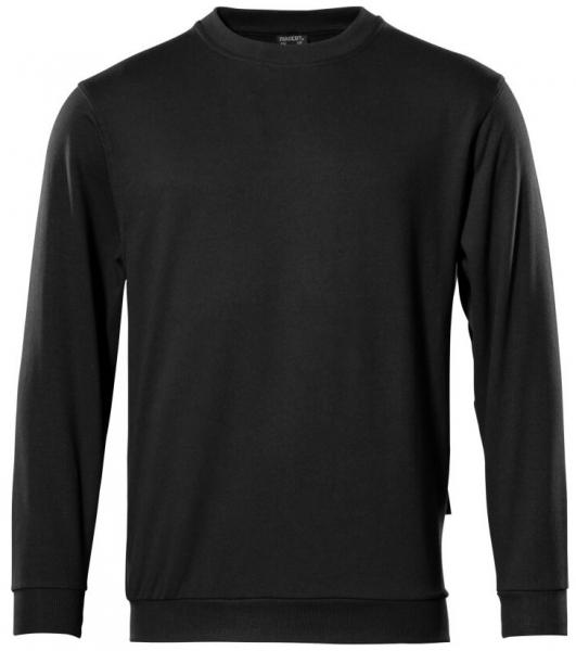 MASCOT-Workwear-Sweatshirt, CARIBIEN, MG310, schwarz