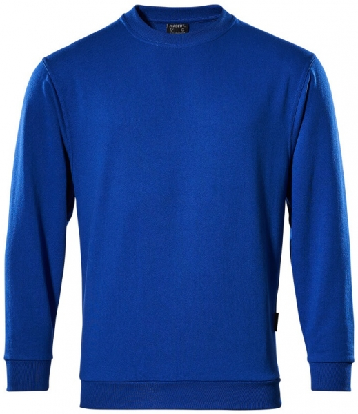 MASCOT-Workwear, Sweatshirt, Caribien, 310 g/m², kornblau