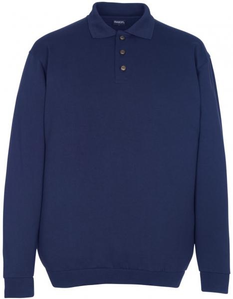 MASCOT-Workwear-Arbeits-Berufs-Polo-Sweatshirt, TRINIDAD, MG310, marine