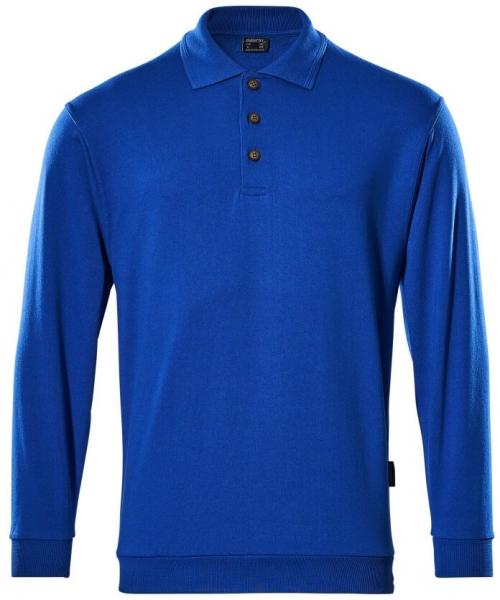 MASCOT-Workwear-Arbeits-Berufs-Polo-Sweatshirt, TRINIDAD, MG310, kornblau