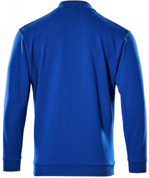MASCOT-Workwear, Polo-Sweatshirt, Trinidad, 310 g/m², kornblau