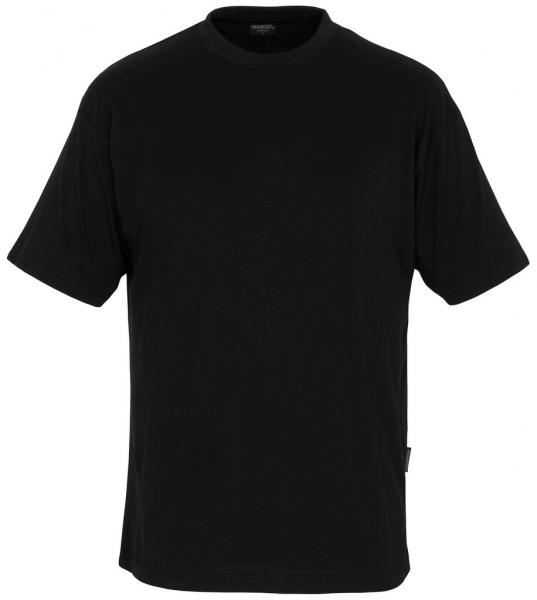 MASCOT-Workwear-T-Shirt, JAMAICA, BW160, schwarz