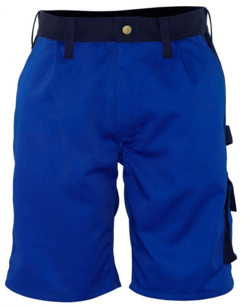 MASCOT-Workwear-Arbeits-Berufs-Shorts, LIDO, 310 g/m², kornblau/marine