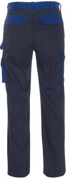 MASCOT-Workwear, Arbeits-Berufs-Bund-Hose, Palermo, 82 cm, 355 g/m², marine/kornblau