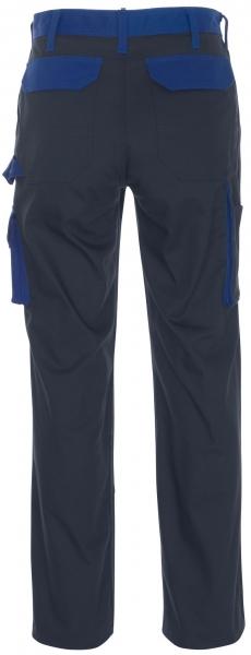 MASCOT-Workwear, Arbeits-Berufs-Bund-Hose, Palermo, 90 cm, 355 g/m², marine/kornblau