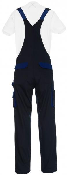 MASCOT-Workwear, Arbeits-Berufs-Latz-Hose, Monza, 90 cm, 355 g/m², marine/kornblau
