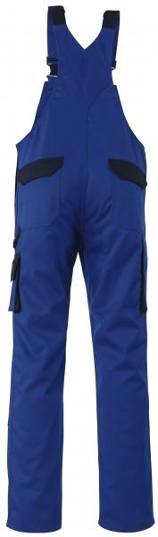 MASCOT-Workwear, Arbeits-Berufs-Latz-Hose, Milano, 90 cm, 310 g/m², kornblau/marine