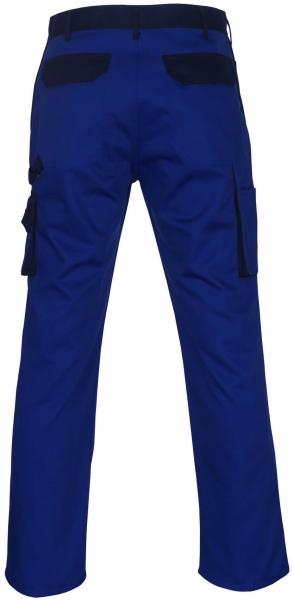 MASCOT-Workwear, Arbeits-Berufs-Bund-Hose, Torino, 90 cm, 310 g/m², kornblau/marine