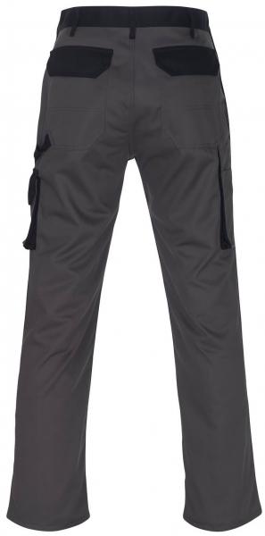 MASCOT-Workwear-Bundhose, Arbeits-Berufs-Hose, TORINO, Lg. 82 cm, MG310, anthrazit/schwarz