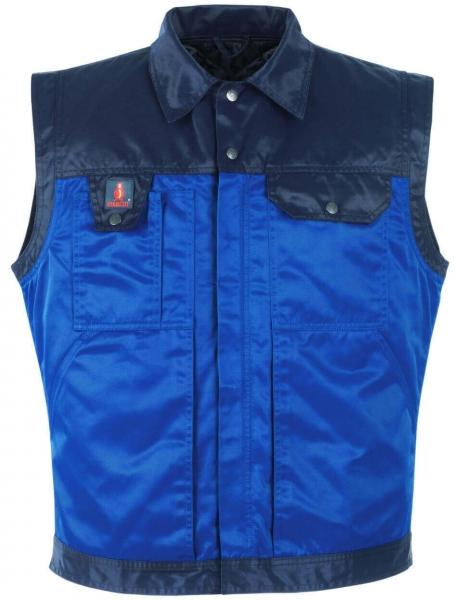 MASCOT-Workwear-Winter-Arbeits-Berufs-Weste, TRENTO, MG240, kornblau/marine