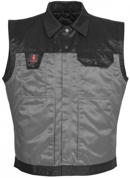 MASCOT-Workwear-Winter-Arbeits-Berufs-Weste, TRENTO, MG240, anthrazit/schwarz