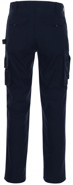 MASCOT-Workwear, Arbeits-Berufs-Bund-Hose, Toledo, 90 cm, 310 g/m², marine