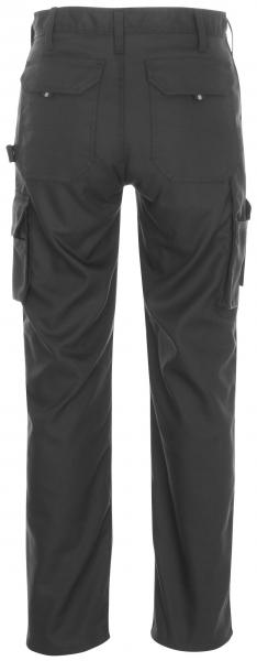 MASCOT-Workwear, Arbeits-Berufs-Bund-Hose, Toledo, 90 cm, 310 g/m², schwarz