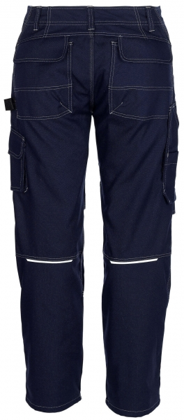 MASCOT-Workwear, Arbeits-Berufs-Bund-Hose, Lerida, 90 cm, 310 g/m², marine