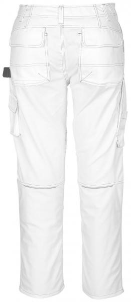 MASCOT-Workwear, Arbeits-Berufs-Bund-Hose, Lerida, 90 cm, 310 g/m², weiß