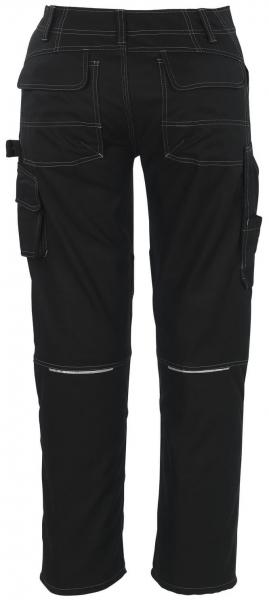 MASCOT-Workwear, Arbeits-Berufs-Bund-Hose, Lerida, 82 cm, 310 g/m², schwarz