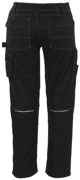 MASCOT-Workwear, Arbeits-Berufs-Bund-Hose, Lerida, 90 cm, 310 g/m², schwarz