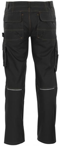 MASCOT-Workwear, Arbeits-Berufs-Bund-Hose, Faro, 82 cm, 310 g/m², dunkelanthrazit
