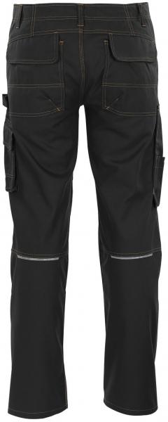 MASCOT-Workwear, Arbeits-Berufs-Bund-Hose, Faro, 90 cm, 310 g/m², dunkelanthrazit